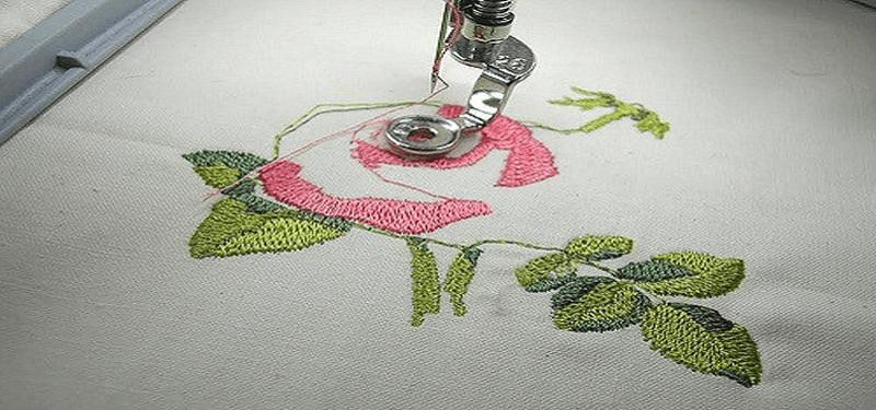 machine embroidery basics