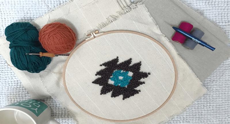needle breaks in embroidery